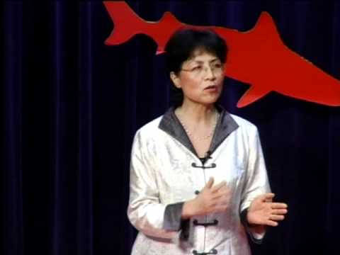 Traditional Chinese medicine and harmony of the planet: Lixin Huang at TEDxWWF