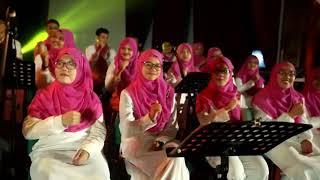 IIUM Traditional Orchestra feat Haziq Rosebi - Medley Zapin