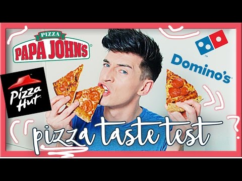 Ultimate Delivery Pizza Taste Test 🍕 | Doug Armstrong