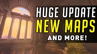 Overwatch - NEW UPDATE, NEW MAPS, NEW GAMEMODES AND MORE!