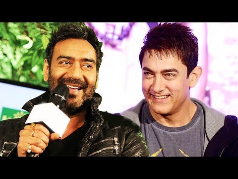 Ajay Devgn And Aamir Khan To Do A Film Together