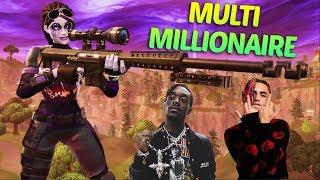 "Fortnite Montage - ""MULTI MILLIONAIRE"" (Lil Pump & Lil Uzi Vert)"