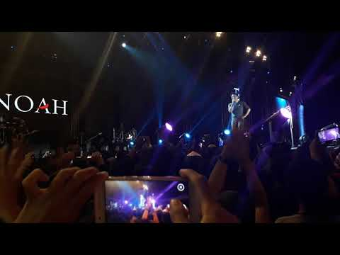 Lagu Baru NOAH - JALANI MIMPI LIVE KONSER #ROADToNewAlbum LANUD SULAIMAN 2017