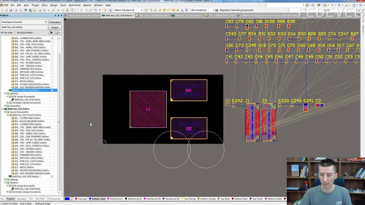 Altium  How to COPY Component Placement  YouTube
