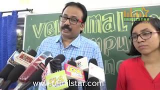 VELAMMAL BODHI CAMPUS PONNERI STUDENT Miss K Shruthi STATE FIRST