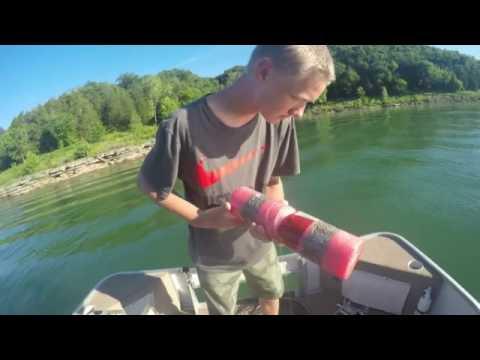 Center Hill Lake Catfishing