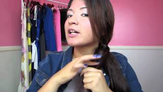 How To: Do An Easy Fishtail Braid! Thumbnail