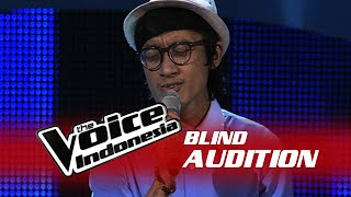 Krisna MurtiCinta SejatiThe Blind Audition The Voice Indonesia 2016
