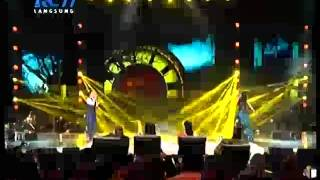 Nowella ft Sandy Sandoro @Indonesian Idol RCTI 2/5/2014