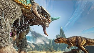 Is an ICE TITAN or GIGA better? - How Do They Compare? || Ark Survival Evolved