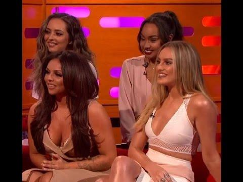 Little Mix - Secret Love Song Ft: Jason Derulo (Graham Norton Show) 12th Feb 2016