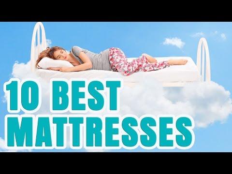 Best Mattress 2016/2017 – TOP 10 Mattresses