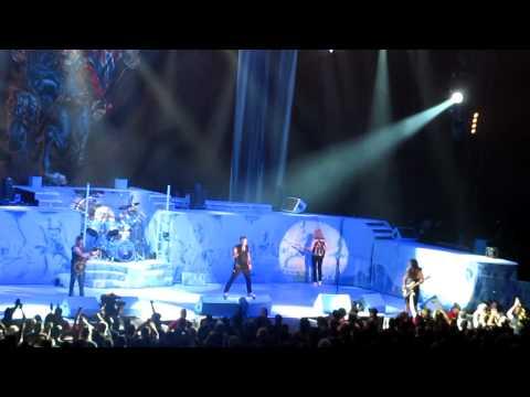 Iron Maiden - Running Free Live In Detroit 2012