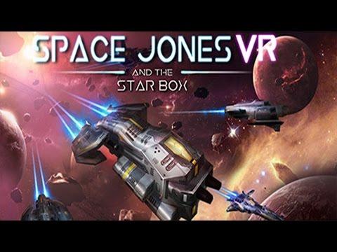 Space Jones VR (HTC Vive/Oculus Rift) Customizable Upgrade System!