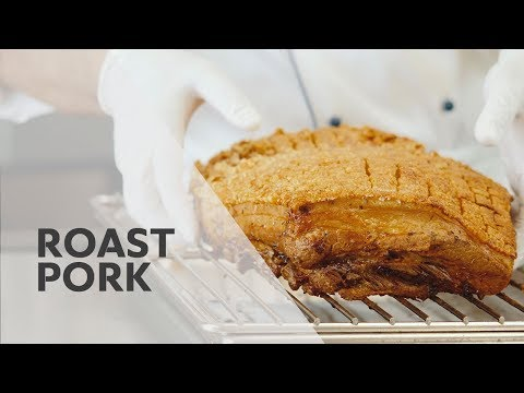 How-to roast a Crispy Pork Belly with Recipe  RATIONAL SelfCookingCenter