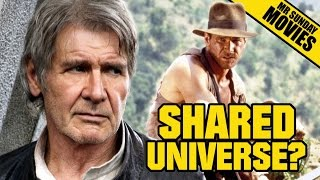 10 Amazing Unexpected Shared Universes! (clickbait)