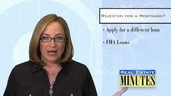 What To Do If Your Mortgage Is Rejected