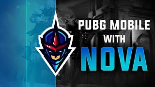 Pubg Mobile LIVE  INTENSE TPP with Brawlers(phone gameplay)