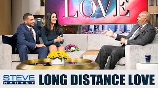 Making long distance work || STEVE HARVEY