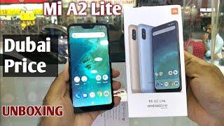 Hindi | Xiaomi Mi A2 lite Unboxing. Black 64GB 4GB Ram