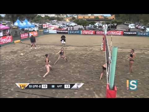 JUSTAS LAI: Voleibol de Playa Femenino - Remate del Turabo