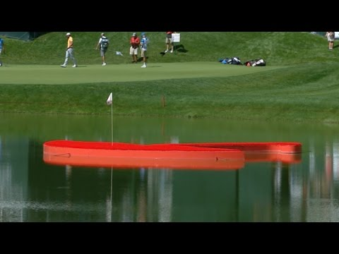 Highlights | Bunched leaderboard after day 1 at Travelers