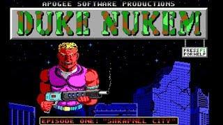 Pixelmud - Duke Nukem 1 | 4K UHD