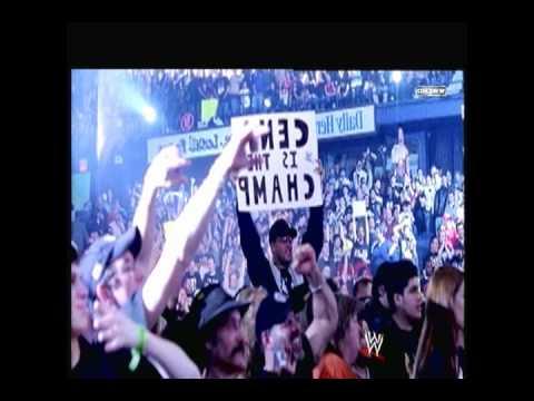 Chris Jericho vs John Cena - Survivor Series 2008 Promo