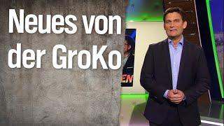 Neues von der GroKo
