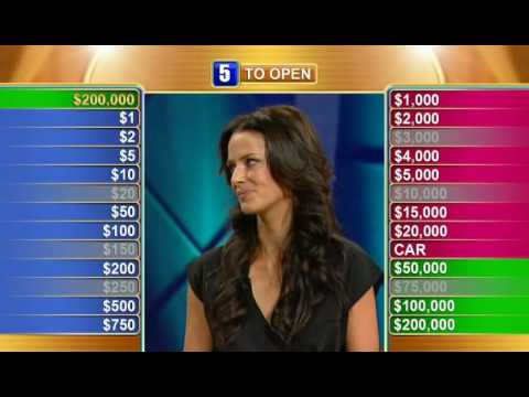 Esther Anderson Deal or No Deal Part 1