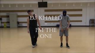 DJ Khaled - I'm the One Dance Choreography ft. Justin Bieber, Chance the Rapper
