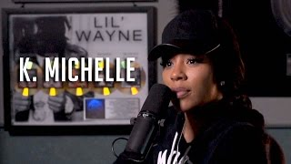 "K. Michelle Has a Real Convo about Sh*t that Matters on ""Ebro in the Morning"""