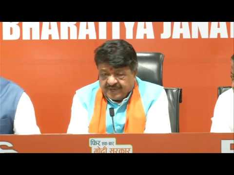 Some Eminent personalities Join BJP