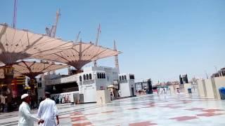 Madine sarif rauza mubarak