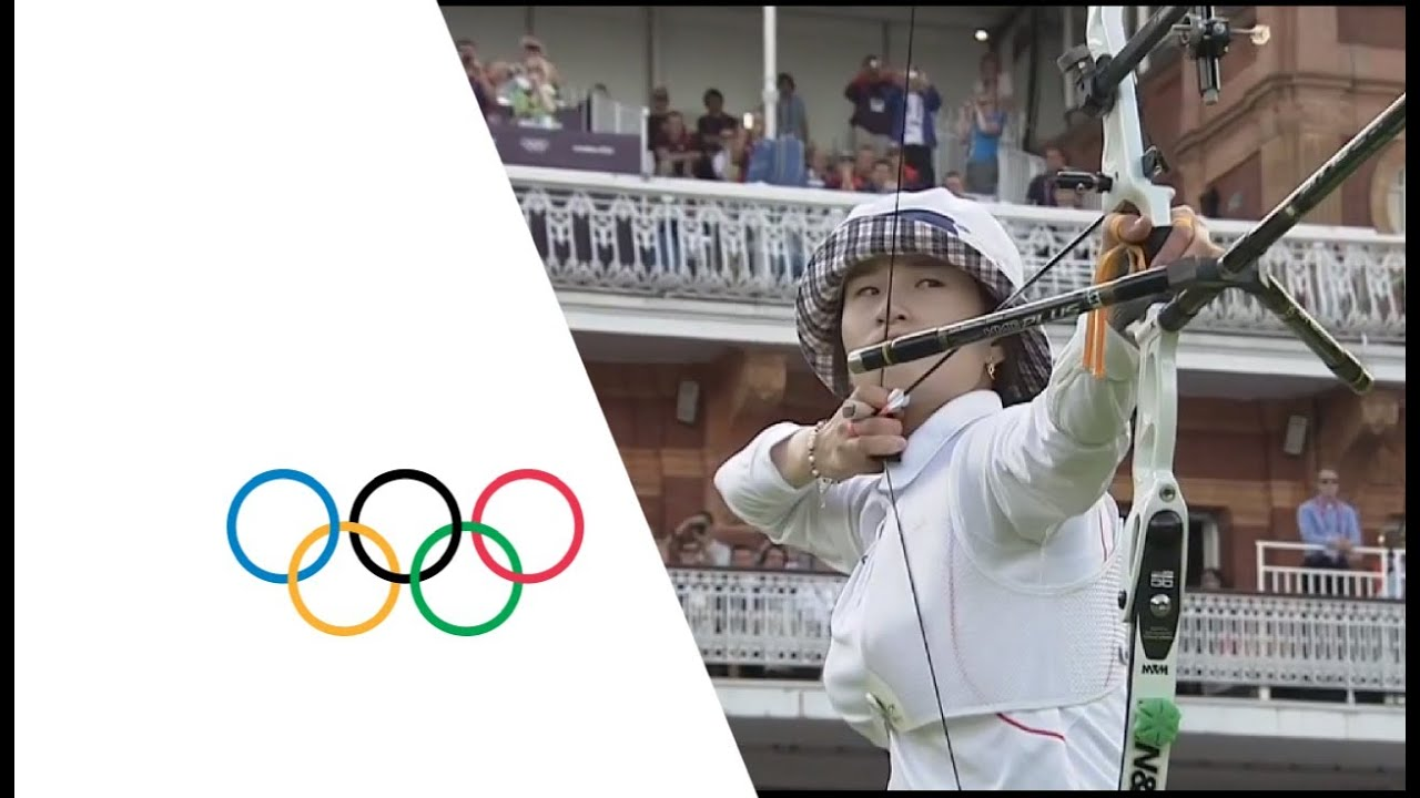 Archery Women's Individual Final - Ki v Roman - London 2012 Olympic Games Highlights