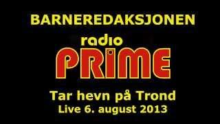 Barneredaksjonen Live - Tar Hevn På Trond