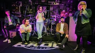 The 1975 Interview - Red Bull Sound Space at KROQ