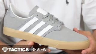 Adidas Seeley Premiere Skate Shoes Review - Tactics.com
