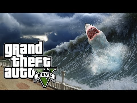 GTA 5 Mods - END OF THE WORLD HURRICANE! (GTA 5 PC Mods Gameplay)