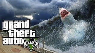 GTA 5 Mods - END OF THE WORLD HURRICANE! (GTA 5 PC Mods Gameplay)