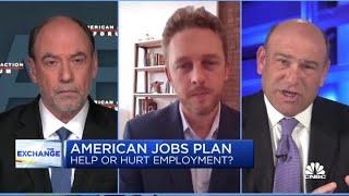 Will Biden's infrastructure plan actually create jobs?
