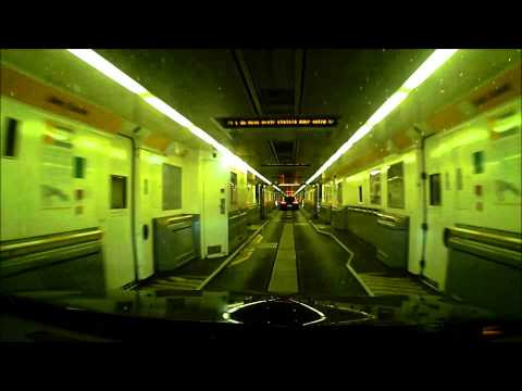 Buyee Sports Camcorder - Boarding the Channel Tunnel Train at Calais