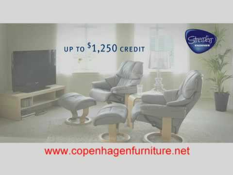 Ekornes Stressless Copenhagen Furniture of Colorado Fall 2009