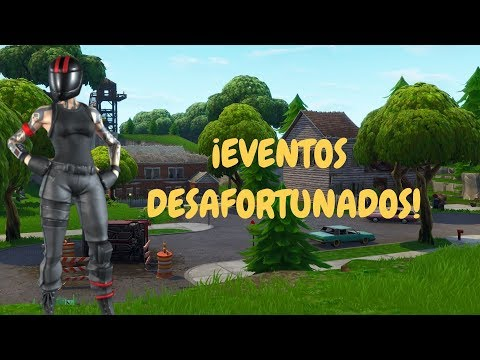 BabiiBL | Una serie de eventos desafortunados en Fortnite :v