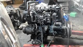 Video Om605 engine running on engine stand download MP3, 3GP, MP4, WEBM, AVI, FLV Juli 2018