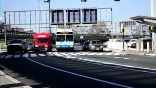 Port Authority of NY & NJ Orion VII Hybrid-Electric #4983 (Outside)