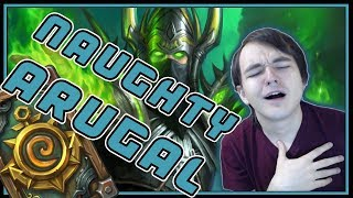 I got a pretty naughty Archmage Arugal! | Khadgar Dragon Mage | Rise of Shadows | Hearthstone