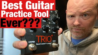 Digitech Trio+ Band Creator + Looper Demo / Review