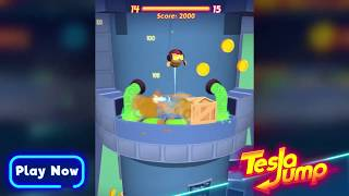 Tesla Jump - Fast and Furious