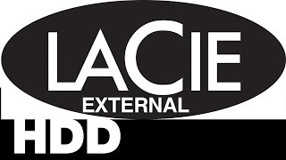 LaCie external hard drive Set Up guide manual how to use for Mac